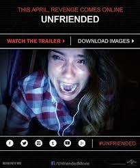 مشاهدة فيلم الرعب شيء غير ودود من خارج العالم Unfriended (2015) Cybernatural
