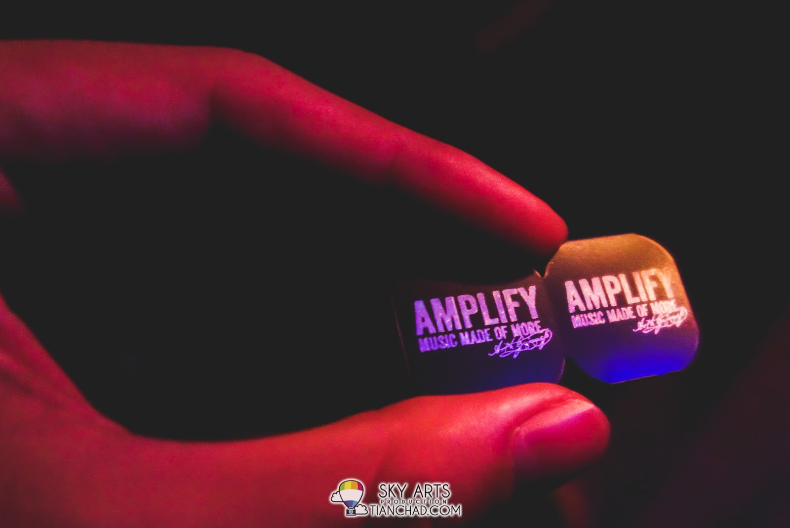 Guinness AMPLIFY Music Made of More Drink Tokens
