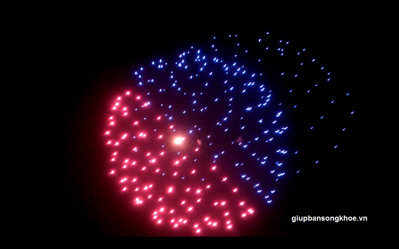 full video HD màn bắn pháo hoa chào mừng kỷ niệm 60 năm giải phóng thủ đô 10-10-2014