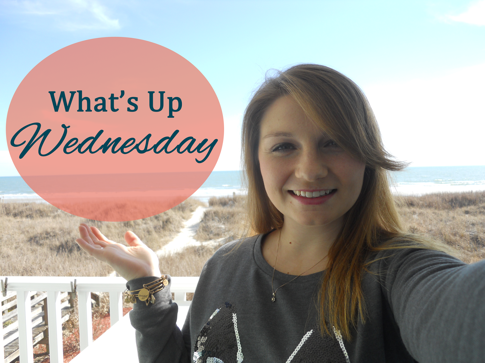 What have you been up to this week? We want to know in the What's Up Wednesday link up!
