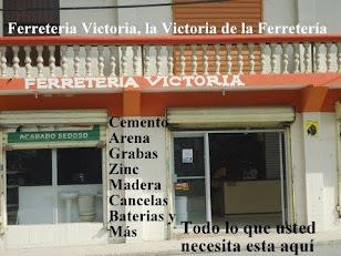 Ferretería Victoria, la victoria de la ferretería