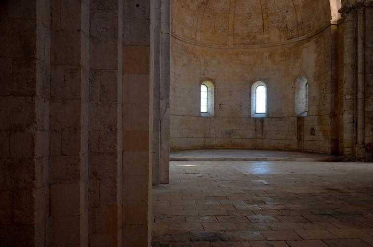 1 Eglise Haute - abbaye de Montmajour