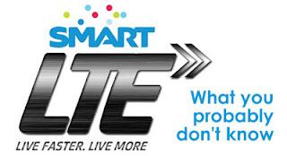 SMART LTE signal