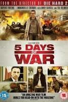 5 Ngày Chiến Trận - 5 Days Of War