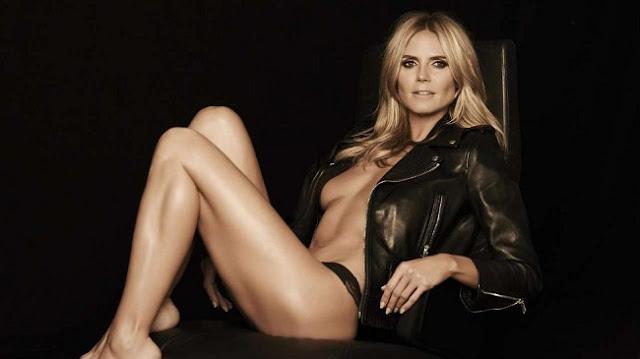 Heidi Klum's Body