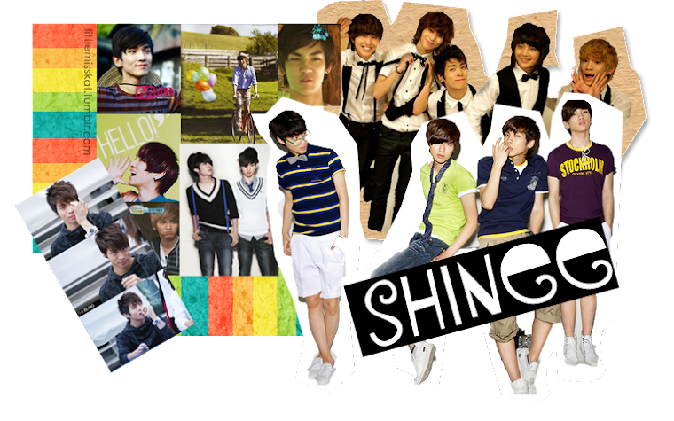 shinee for shawoll