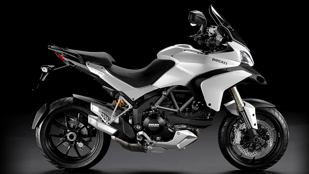 New Luxury Bike  Ducati Multistrada 1200