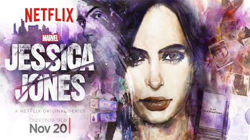 Primeiro trailer legendado da série Jessica Jones da Netflix