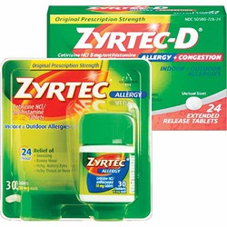 Zyrtec coupons october 2018