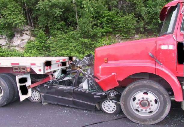 Smart Car Crash