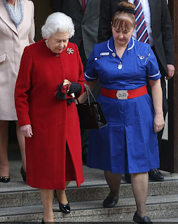 Queen Elizabeth II released from hospital after severe stomach bug