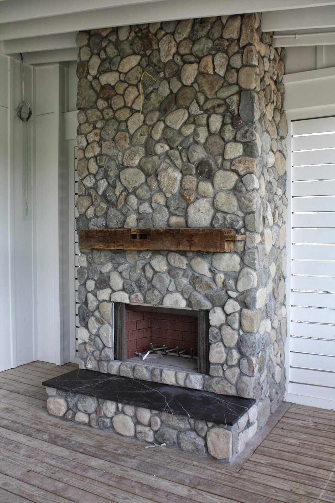 talk rock network spring valley fireplace