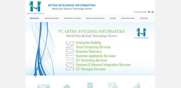 PT. Mitra Integrasi Informatika