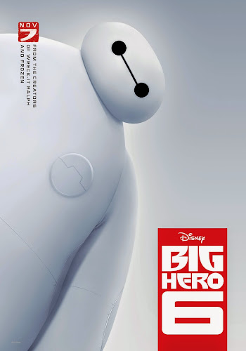 Big Hero 6 (BRRip 3D 1080p Dual Latino / Ingles) (2014)