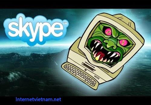 Phát Hiện Mã Độc Mới Phát Tán Trên Skype