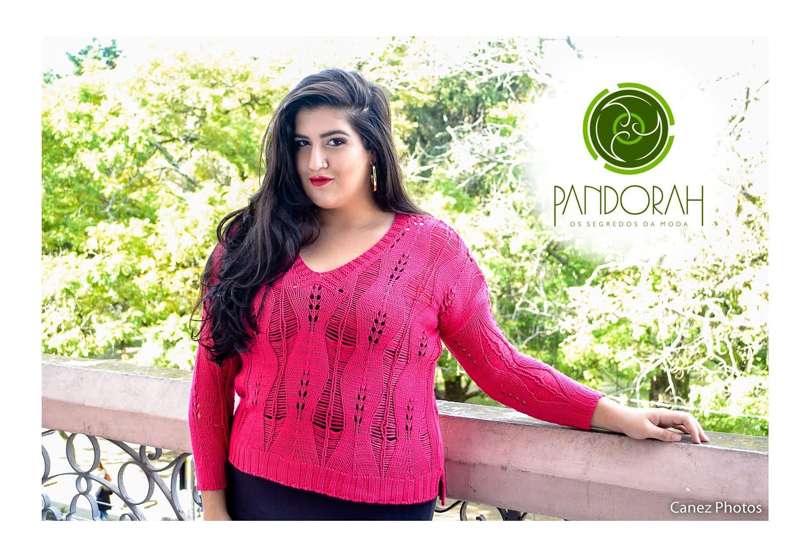 Veja a coleção de Malhas Plus Size Pandorah Modas - Inverno 2015
