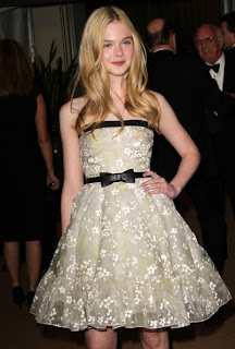 Hot Model Elle Fanning Photo picture collection 2012