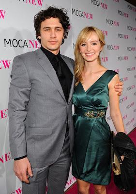 James Franco Girlfriend