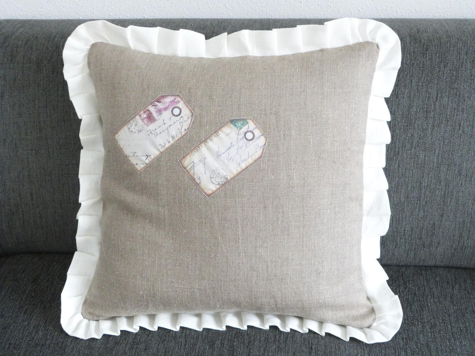 Zelf Kussen Maken : Kussen maken met naaimachine zelf kussens maken doe je heel