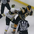 Bruins defenseman Adam McQuaid gets dropped by minor leaguer (Video)