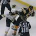 Bruins defenseman Adam McQuaid gets dropped by minor leaguer (Video)