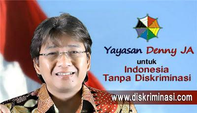Singgung Muslimah Bercadar, Denny JA Dikecam Netizen