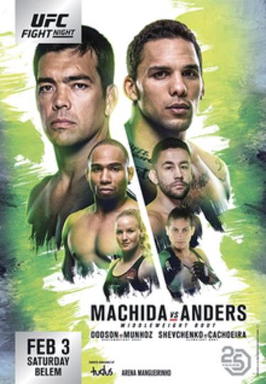 Watch UFC Fight Night 125 Online Free 2018 Putlocker