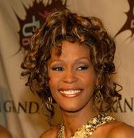 A cantora internacional Whitney Houston47 anos, conhecida aqui no Brasil ...