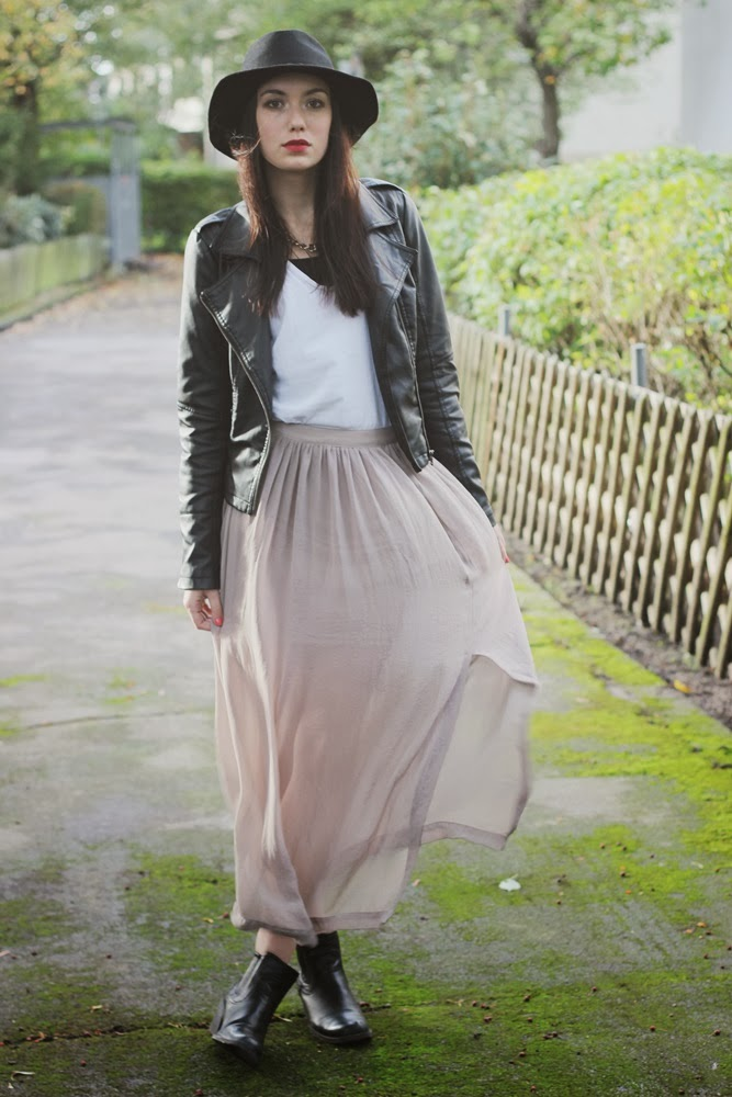 OOTD: Long Skirt