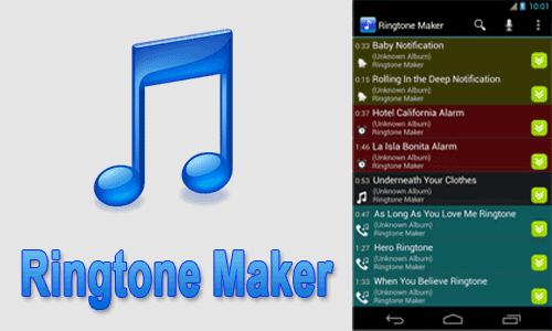 Aplikasi Pembuat Ringtone Gratis Untuk Android