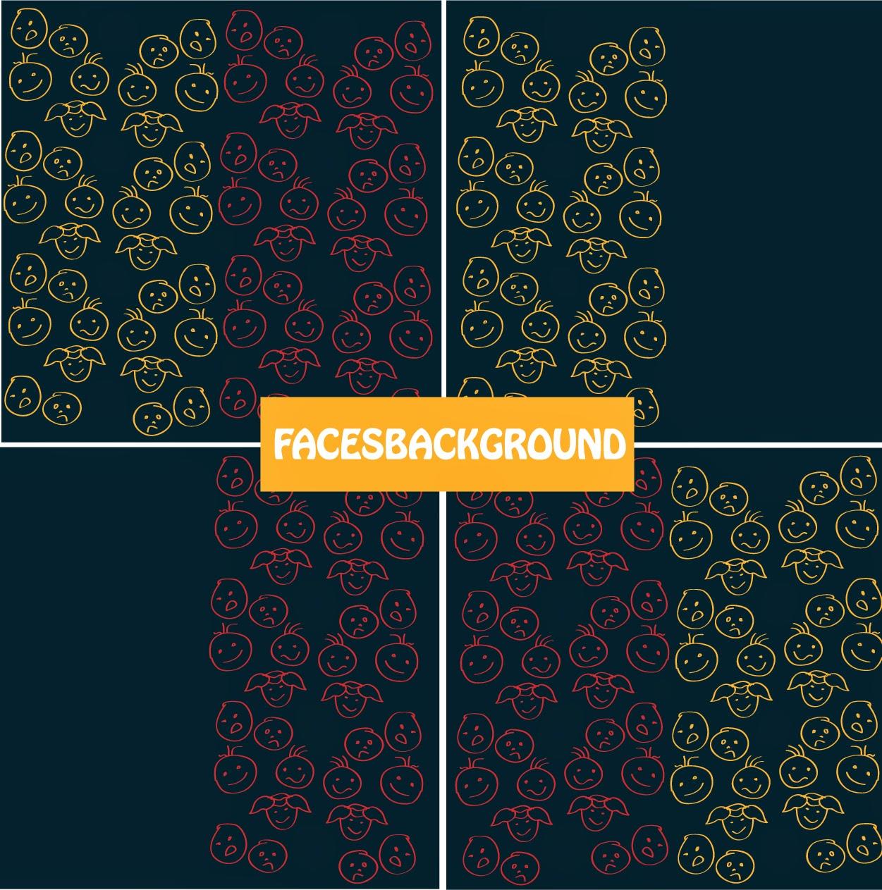 children backgrounds vector free