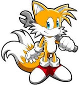"""Miles"" Tails the fox"