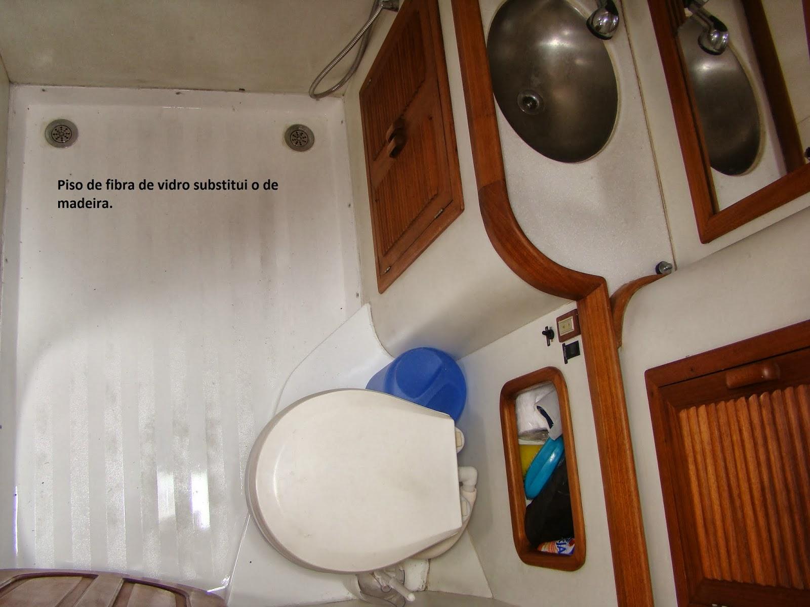 Veleiro Entre Pólos Setembro 2013 -> Pia Para Banheiro De Fibra