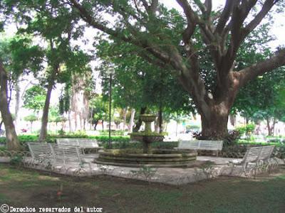 Jardín Juárez - Colima