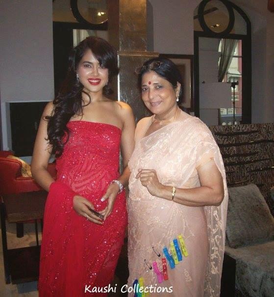 Sparkling Fashion: Want To Drape Saree Like A Celebrity