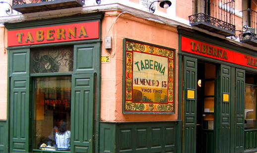 bar Almedro 13