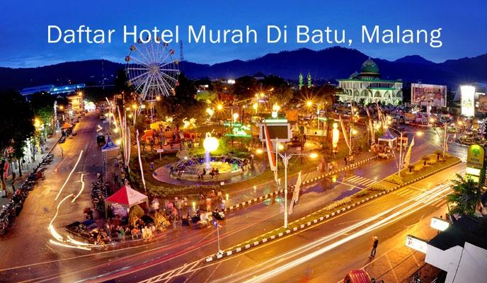 Hotel Murah Di Batu Malang Dekat Wisata