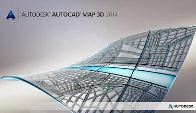 Autodesk AutoCAD Map 3D 2014 SP1 (x86/x64) AIO