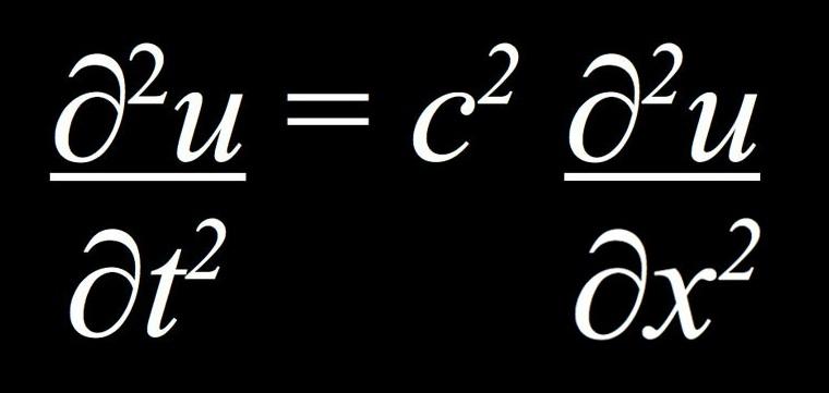 Wave equation ile ilgili görsel sonucu