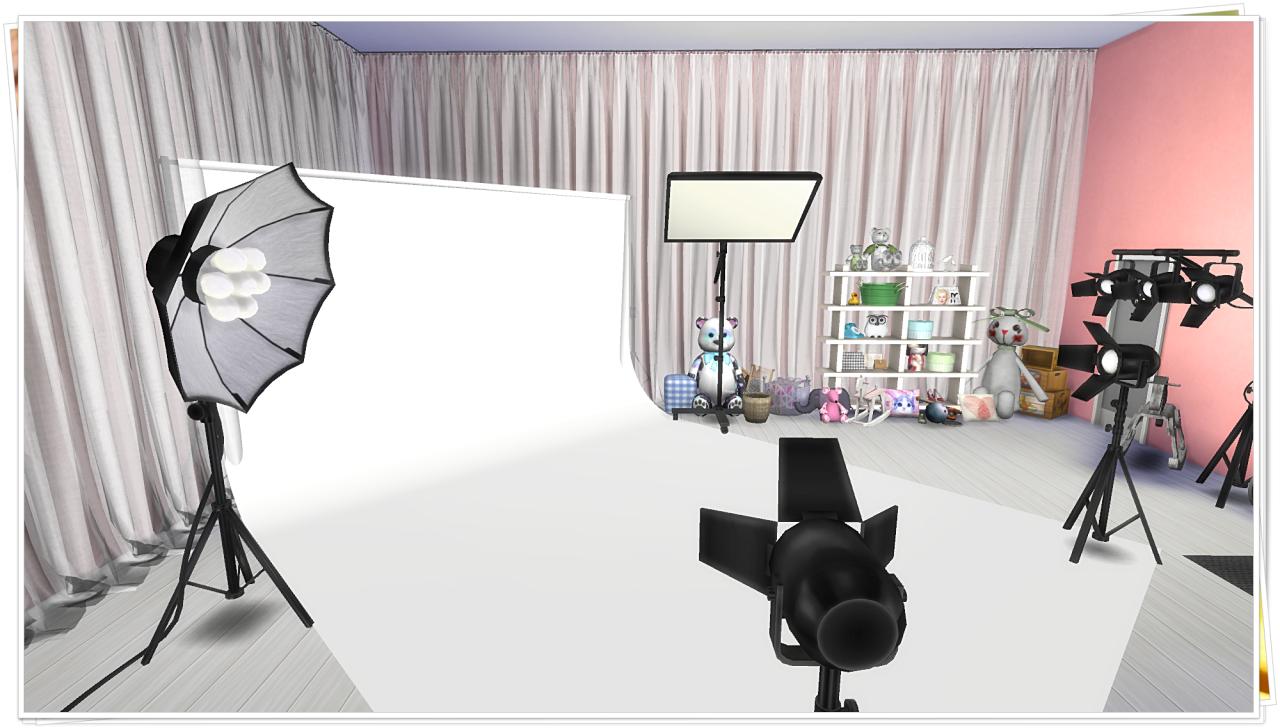 My Sims 4 Blog: Photography Studio by Tacha75