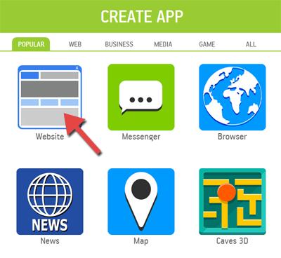 Cara Membuat Aplikasi Android Untuk Website dan Blog