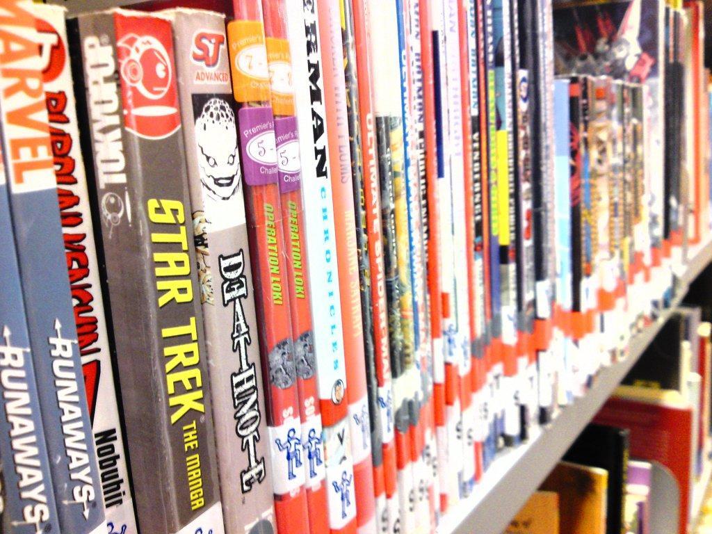 Loquacious Readers Manga Recommendations Two Manga