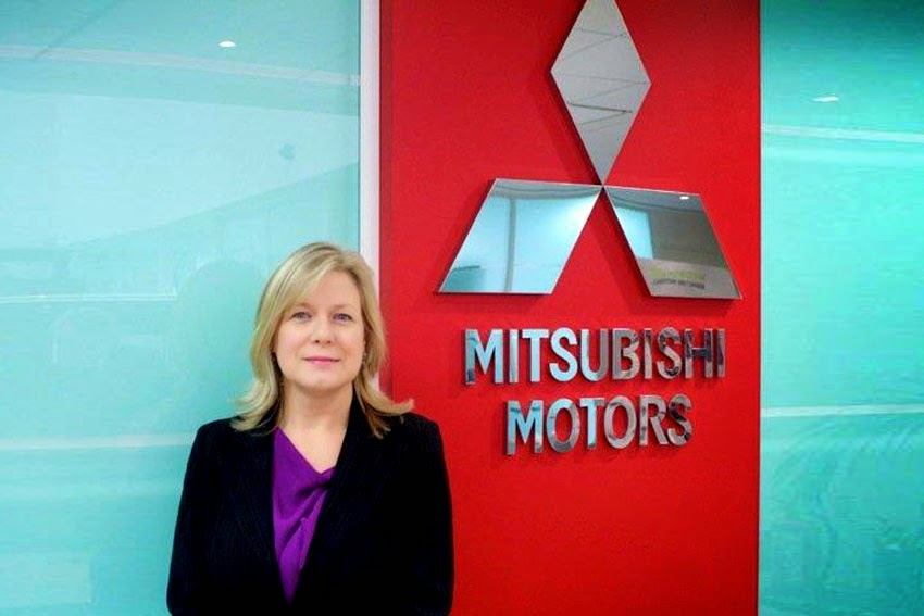 Tricia joins mitsubishi motors 39 expanding customer for Mitsubishi motors customer service