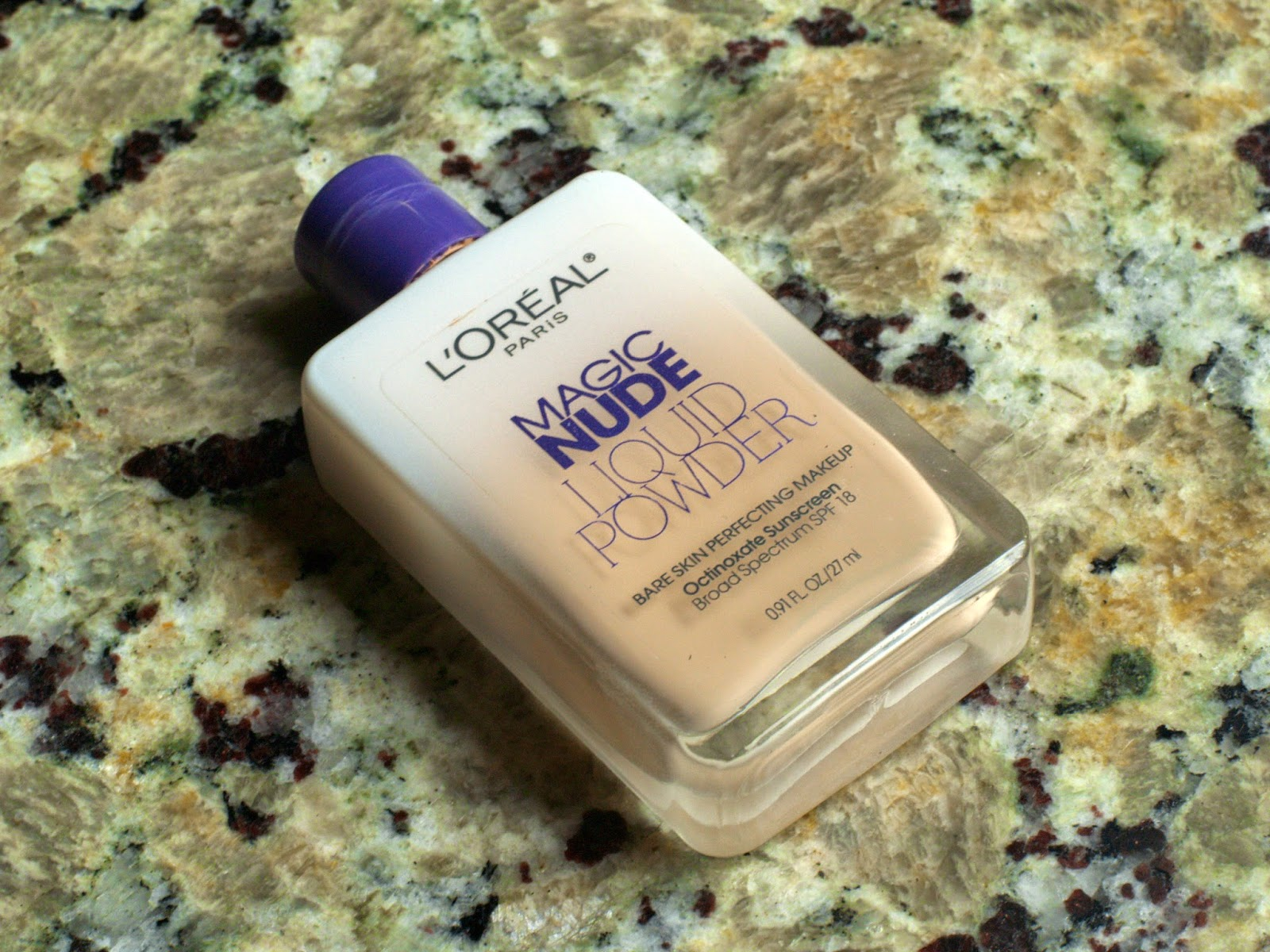 L'Oréal Magic Nude Liquid Powder review