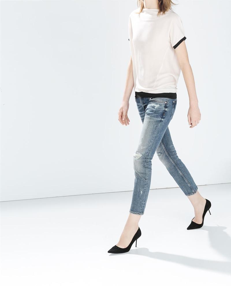 Lovely Zara jeans