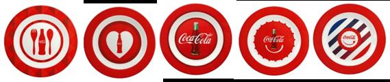 2014 Coca-Cola Plates Promo, coke, coca cola promotion, Philippine promotion, Philippine promo, freebies