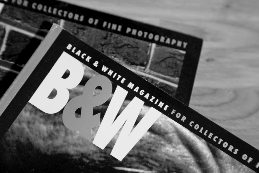 Four black white photo contests
