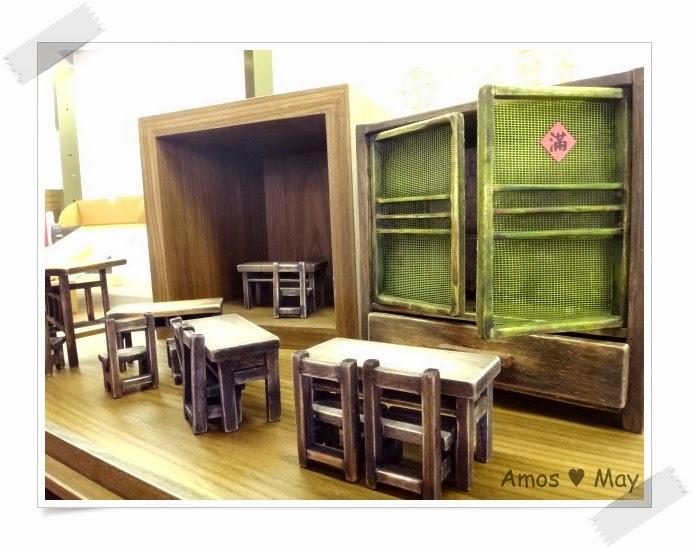 台南,景點,推薦,林百貨,舊櫃子,早期課桌椅