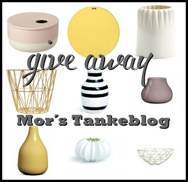Give away hos Mor's Tankeblog
