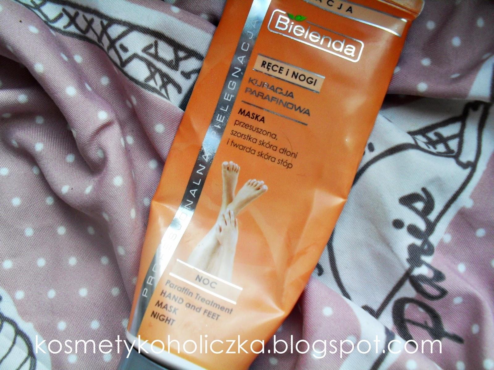 O produktach do stóp   Maska Bielenda   Peeling Paloma   Mocznik e-naturalne.pl